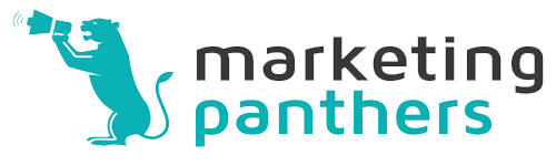 Marketing Panthers Logo - Digital Marketing Agency, Chennai